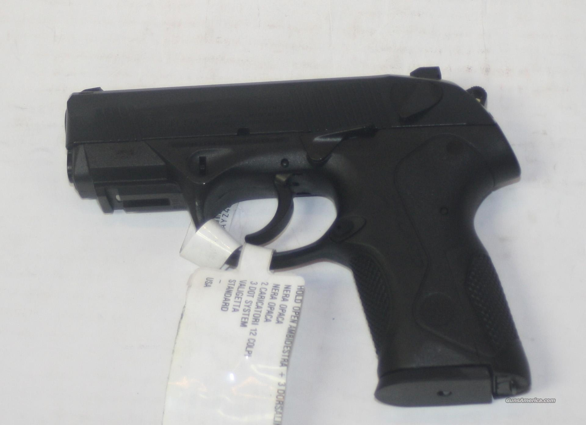 BERETTA PX4 F COMPACT 40 S&W WITH TWO 12 ROUND MAGAZINES NEW IN BOX  Guns > Pistols > Beretta Pistols > Polymer Frame