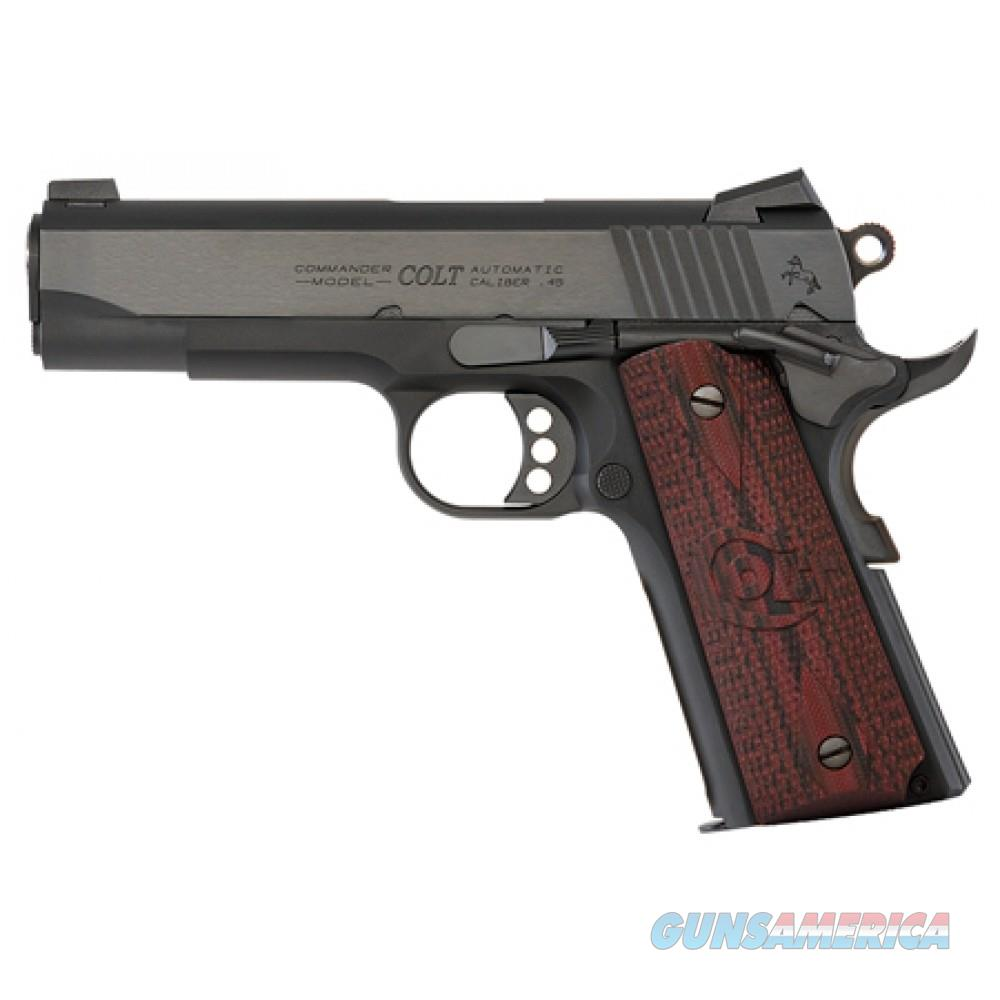 "COLT 1911 LIGHTWEIGHT COMMANDER 9MM 4.2"" 9+1 NEW IN BOX  Guns > Pistols > Colt Automatic Pistols (1911 & Var)"