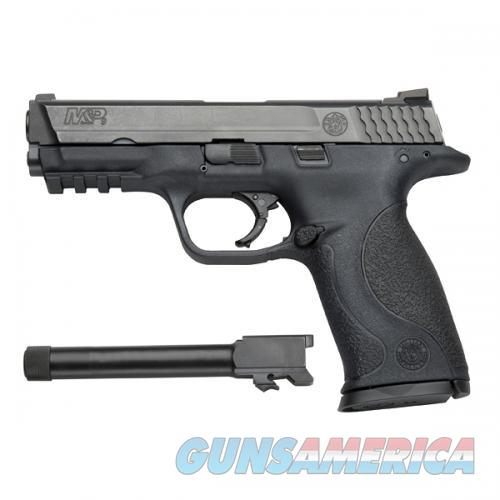 "SMITH & WESSON M&P 9 4-1/4"" THREADED BARREL 17+1 NEW IN BOX  Guns > Pistols > Smith & Wesson Pistols - Autos > Polymer Frame"