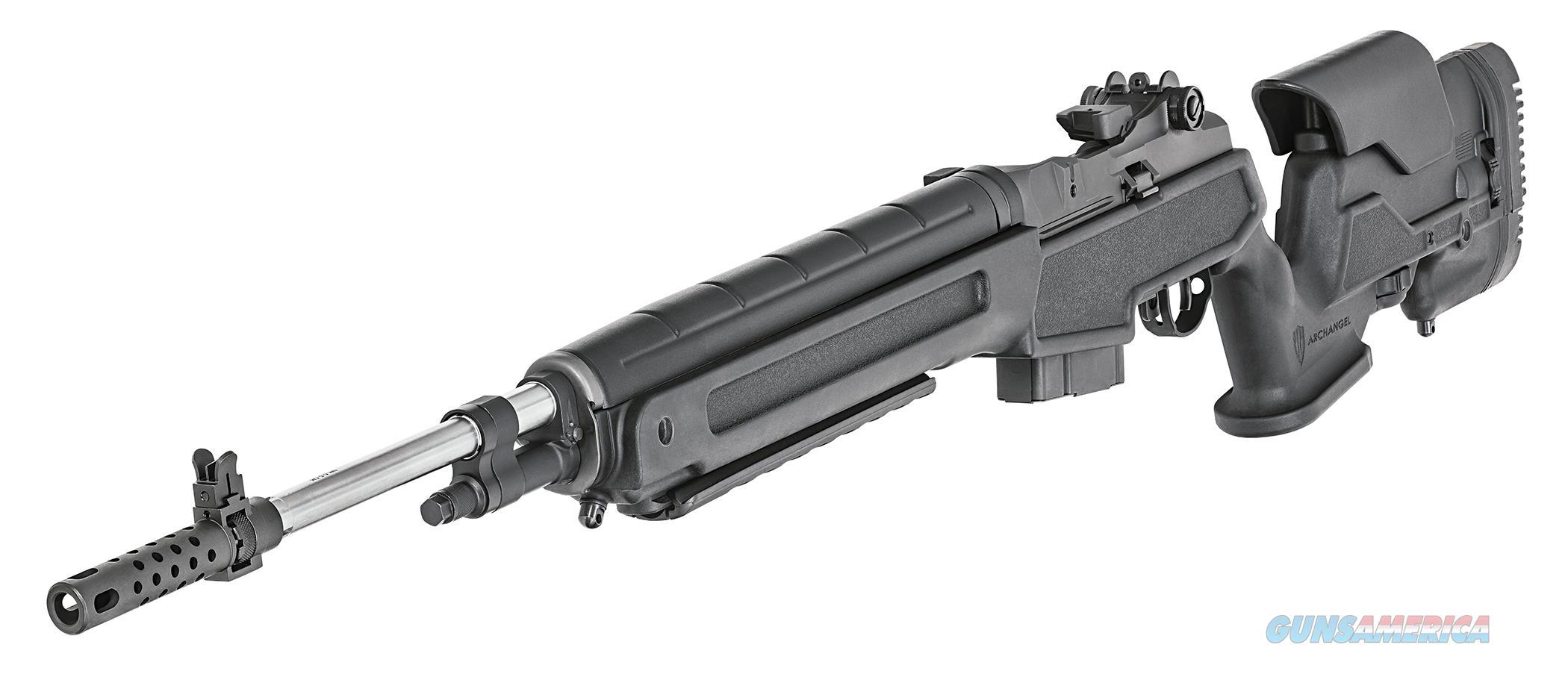 SPRINGFIELD M1A 6.5 CREEDMOOR NEW MODEL NEW IN BOX  Guns > Rifles > Springfield Armory Rifles > M1A/M14