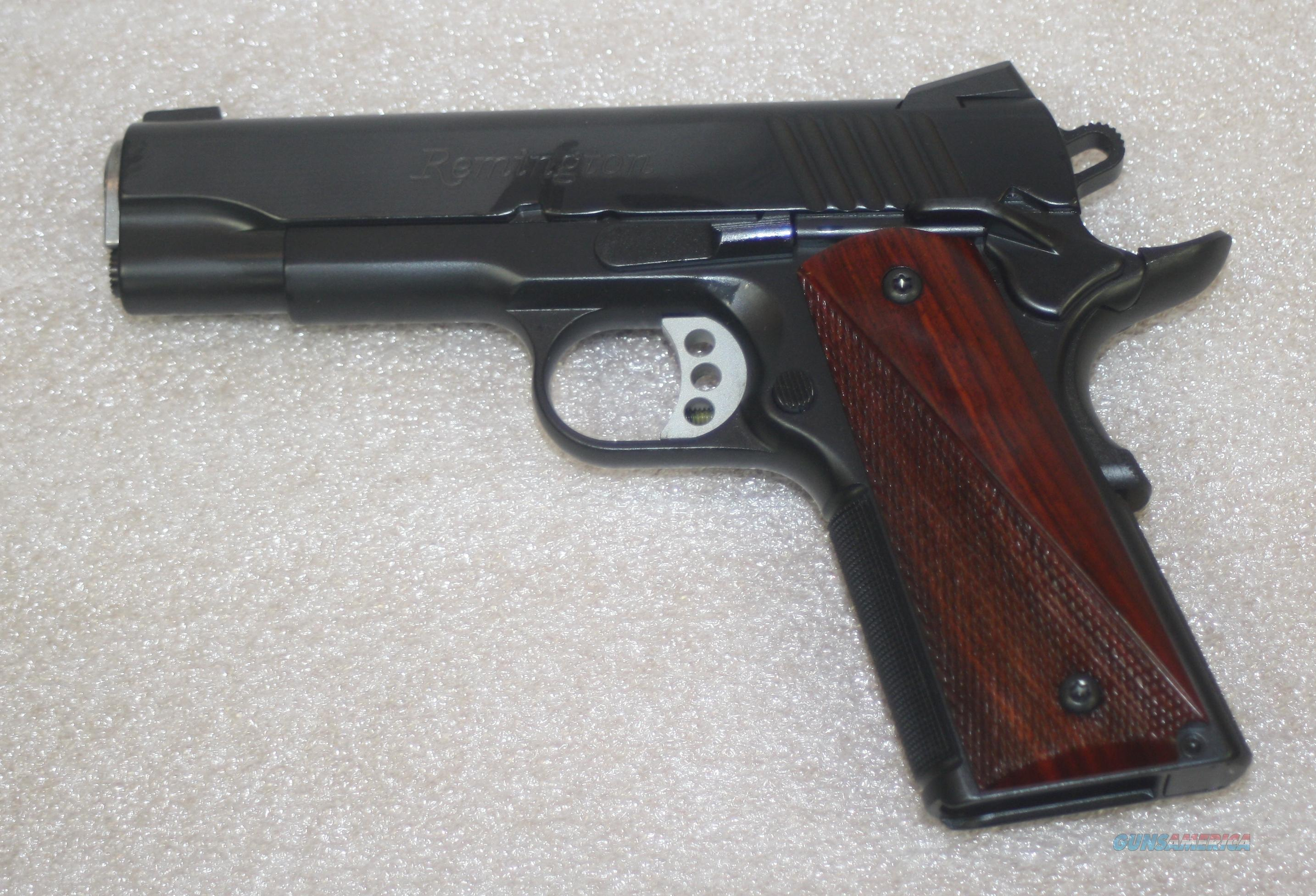 REMINGTON 1911 R1 CARRY COMMANDER 45ACP  Guns > Pistols > Remington Pistols - Modern