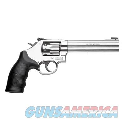 SMITH & WESSON MODEL 617 22 LR 6 INCH STAINLESS 10 ROUND NEW IN BOX  Guns > Pistols > Smith & Wesson Revolvers > Full Frame Revolver