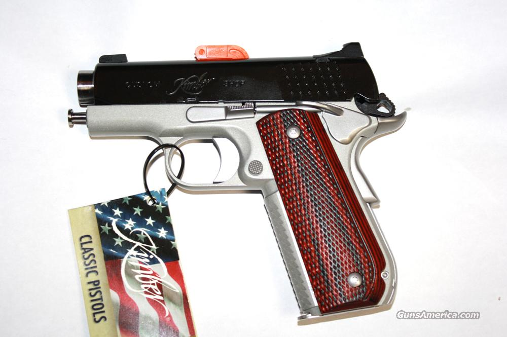 KIMBER SUPER CARRY ULTRA + 45ACP NEW IN BOX  Guns > Pistols > Kimber of America Pistols