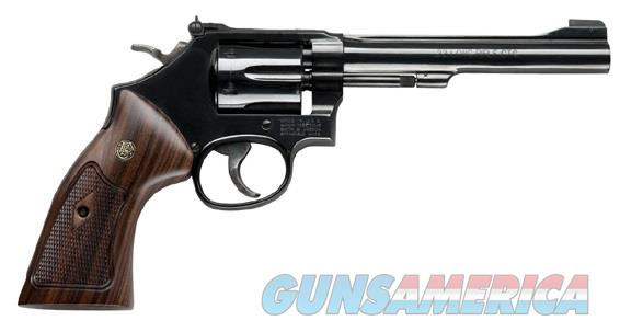 SMITH & WESSON CLASSIC MODEL 48 22 MAGNUM 6 INCH NEW IN BOX  Guns > Pistols > Smith & Wesson Revolvers > Full Frame Revolver