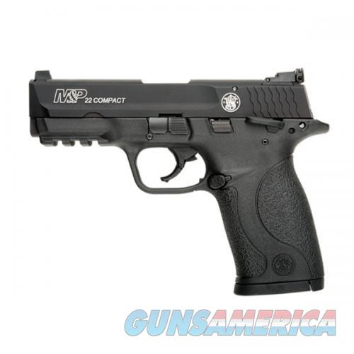 "SMITH & WESSON M&P 22 COMPACT 22 LR 3.6"" 10+1 NEW IN BOX  Guns > Pistols > Smith & Wesson Pistols - Autos > .22 Autos"