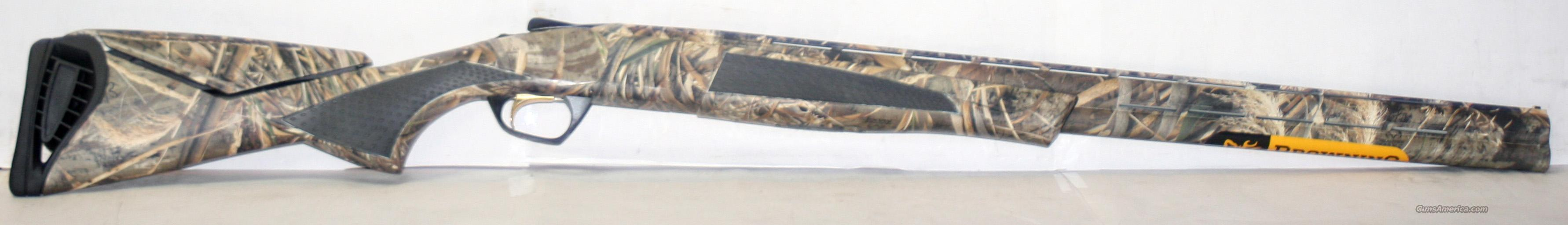 "BROWNING CYNERGY MAX 5 DURA-TOUCH 12 GA / 28"" 3.5"" MAGNUM NEW IN BOX  Guns > Shotguns > Browning Shotguns > Over Unders > Cynergy > Hunting"