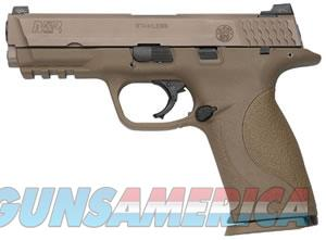 SMITH & WESSON M&P9 #209921 9MM VTAC FLAT DARK EARTH 17+1 NEW IN BOX  Guns > Pistols > Smith & Wesson Pistols - Autos > Polymer Frame