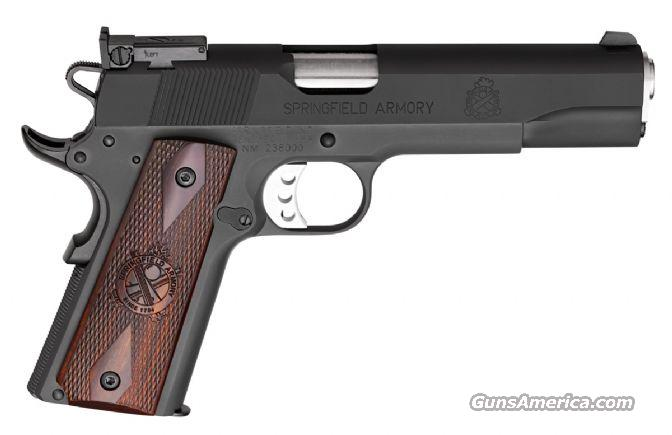 SPRINGFIELD 1911-A1 45 RANGE OFFICER W/11 GEAR SYSTEM  Guns > Pistols > Springfield Armory Pistols > 1911 Type