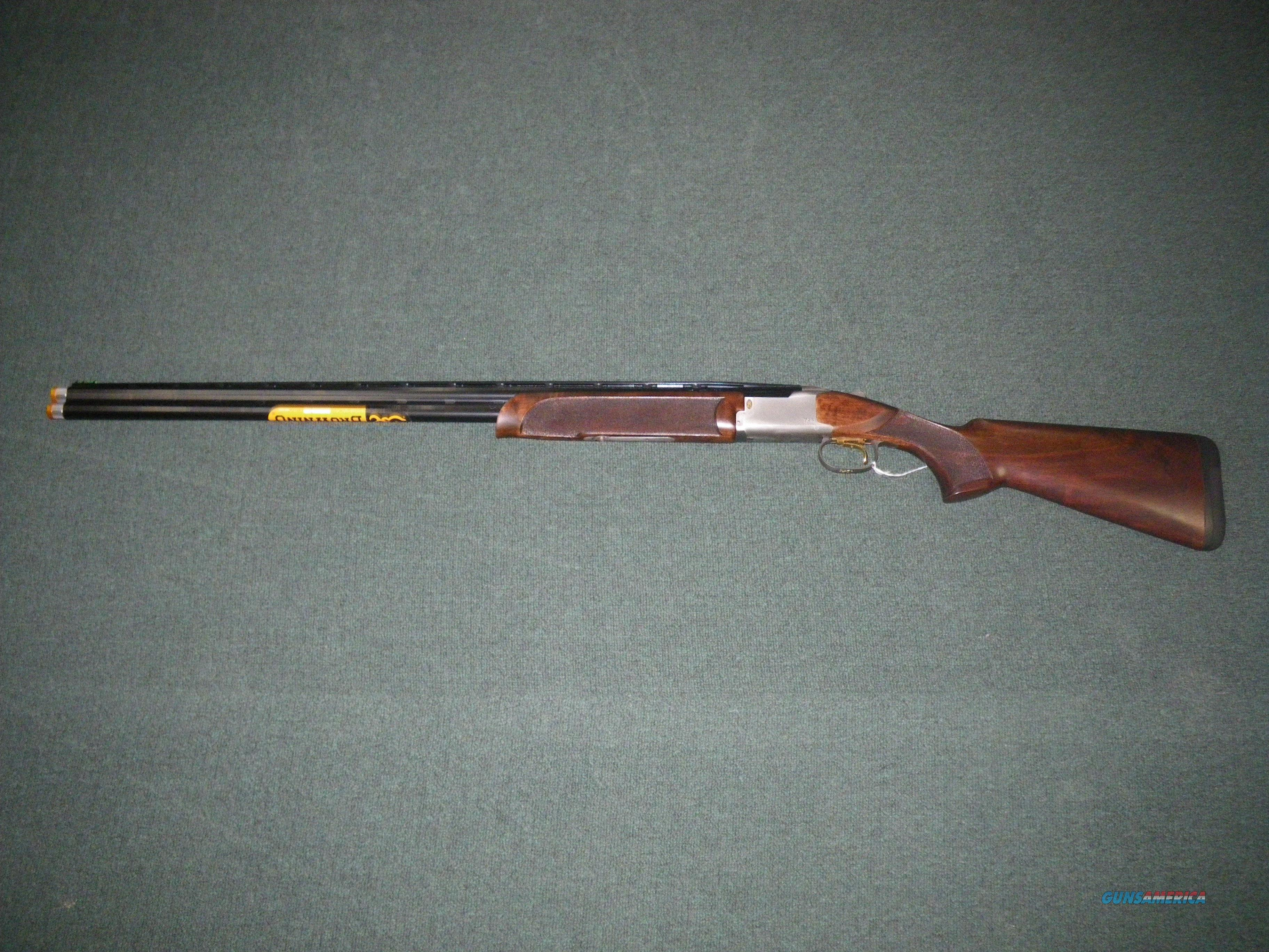 "BROWNING CITORI 725 SPORTING 12 GA 3' 32"" NEW IN BOX  Guns > Shotguns > Browning Shotguns > Over Unders > Citori > Trap/Skeet"