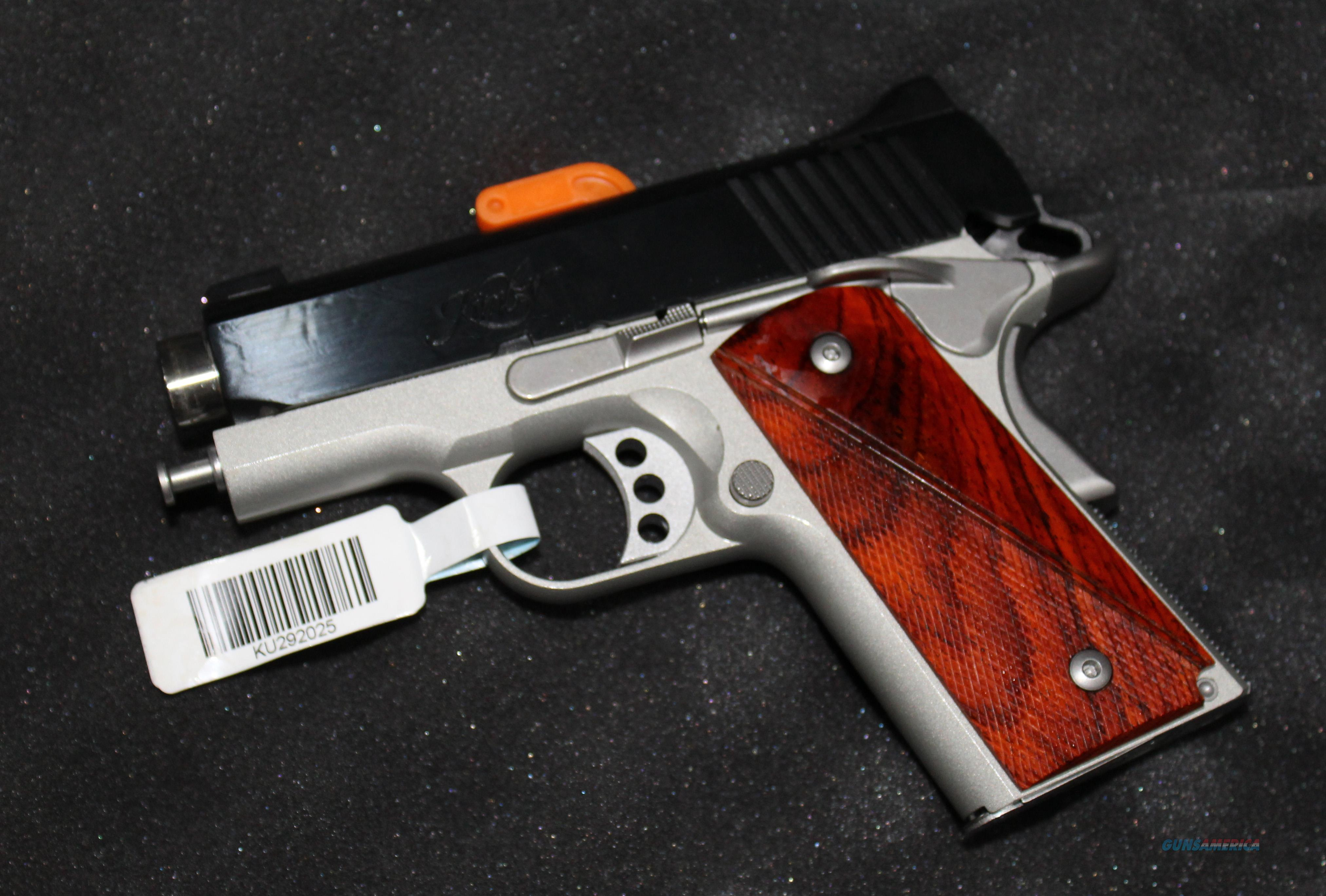 "KIMBER ULTRA CARRY II ""TWO TONE"" 45 ACP NEW IN BOX  Guns > Pistols > Kimber of America Pistols"