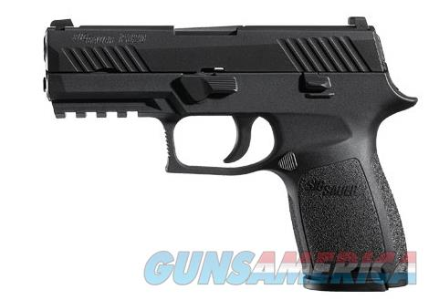 SIG-SAUER P320 9MM 3.9 INCH NITRON  SIGLITE 15+1 CAPACITY NEW IN BOX  Guns > Pistols > Sig - Sauer/Sigarms Pistols > P320
