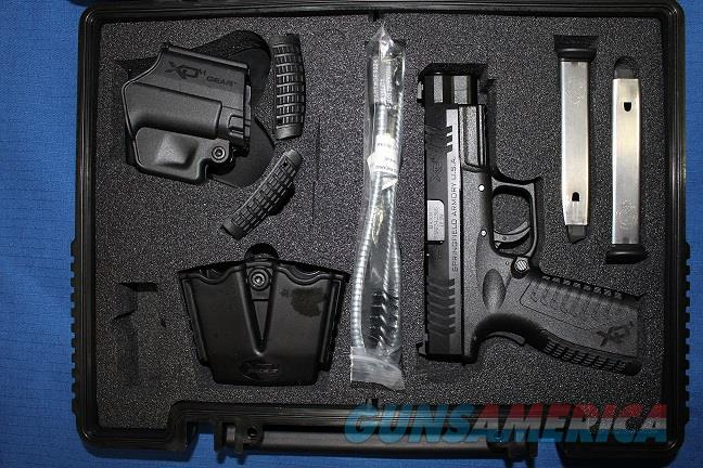 SPRINGFIELD XDM40 IN HARD CASE WITH GEAR PACKAGE LIKE NEW  Guns > Pistols > Springfield Armory Pistols > XD-M