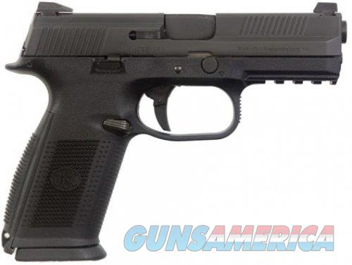 "FN #66752 FNS9 DOUBLE ACTION 4"" 17+1 NEW IN BOX  Guns > Pistols > FNH - Fabrique Nationale (FN) Pistols > FNS"