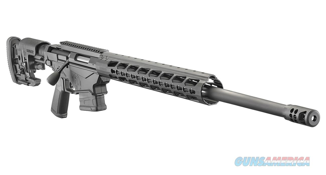 RUGER PRECISION 308 WIN #18004 NEW IN BOX  Guns > Rifles > Ruger Rifles > SR Series