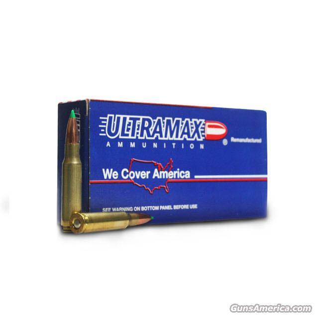 ULTRAMAX #308R3 165 GR NOSLER BALLISTIC TIP 20 ROUNDS PER BOX   Non-Guns > Ammunition