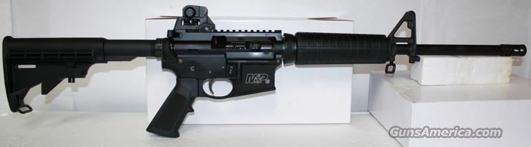 SMITH & WESSON M&P 15 SPORT 223/5.56 MM NATO 30 ROUND MAGAZINE NEW IN BOX BLACK FRIDAY  Guns > Rifles > Smith & Wesson Rifles > M&P