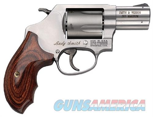 "SMITH & WESSON MODEL 60 LADYSMITH 2"" 357 MAGNUM STAINLESS NEW IN BOX  Guns > Pistols > Smith & Wesson Revolvers > Pocket Pistols"