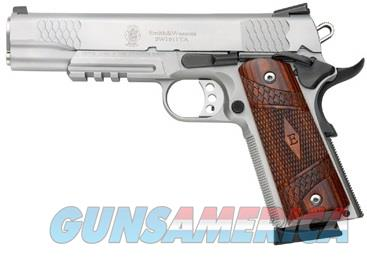 "SMITH & WESSON SW1911TA 5"" 8+1 CAPACITY WITH RAIL NEW IN BOX  Guns > Pistols > Smith & Wesson Pistols - Autos > Steel Frame"