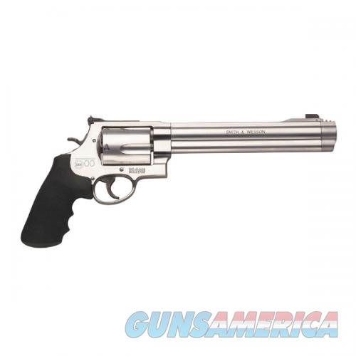 "SMITH & WESSON MODEL 500 #163500 83/8"" STAINLESS 500 S&W MAGNUM NEW IN BOX  Guns > Pistols > Smith & Wesson Revolvers > Full Frame Revolver"