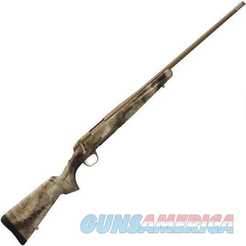 BROWNING 035379291 X-BOLT HELL'S CANYON SPEED 6MM CREEDMOOR NEW IN BOX  Guns > Rifles > Browning Rifles > Bolt Action > Hunting > Blue