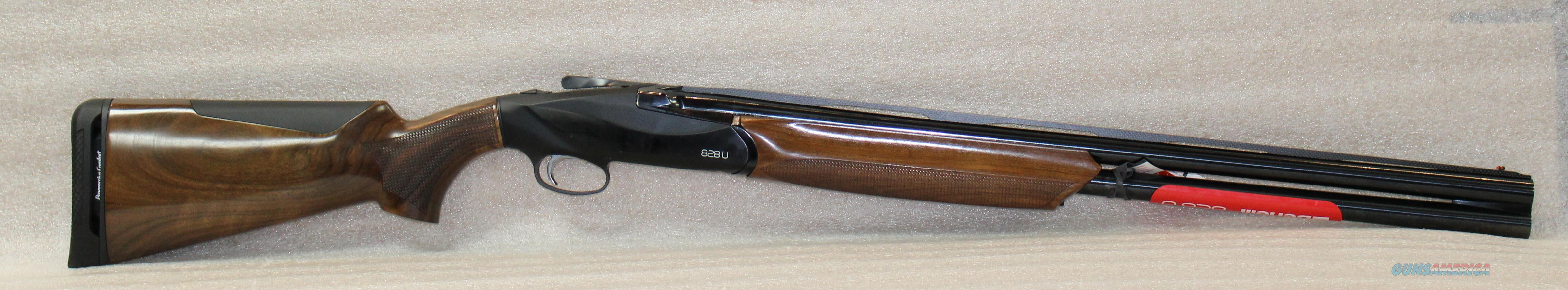 BENELLI 828U FIELD 12 GAUGE 26 INCH BLACK NEW IN BOX  Guns > Shotguns > Benelli Shotguns > Sporting