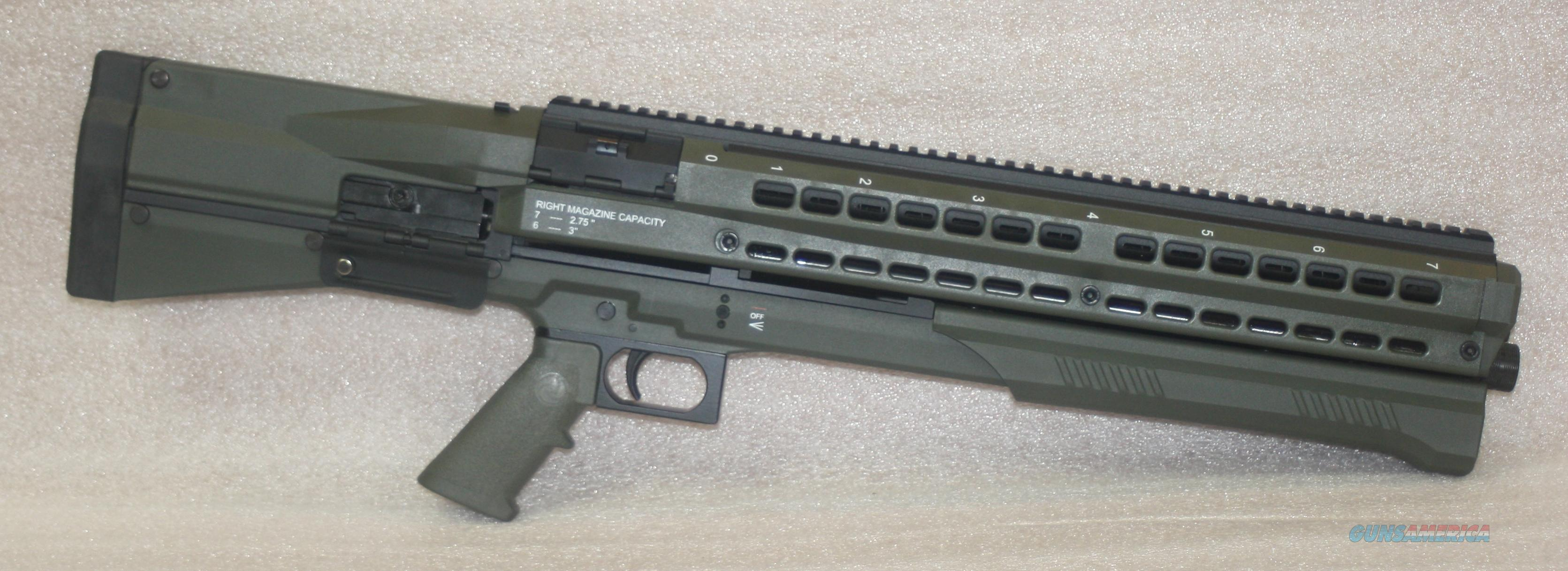 UTAS PS1OD1 12 GA SHOTGUN OD GREEN  Guns > Shotguns > A Misc Shotguns