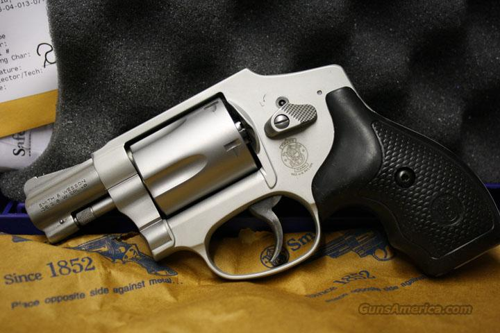"SMITH & WESSON 642 17/8"" 38 SPEC NEW IN BOX  Guns > Pistols > Smith & Wesson Revolvers > Pocket Pistols"
