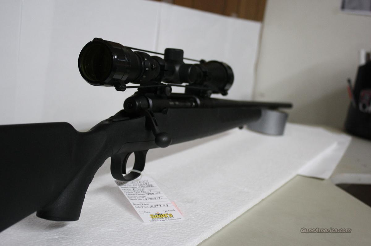 SAVAGE EDGE 7MM-08 REM WITH 3-9X40 LIKE NEW  Guns > Rifles > Savage Rifles > Standard Bolt Action > Sporting