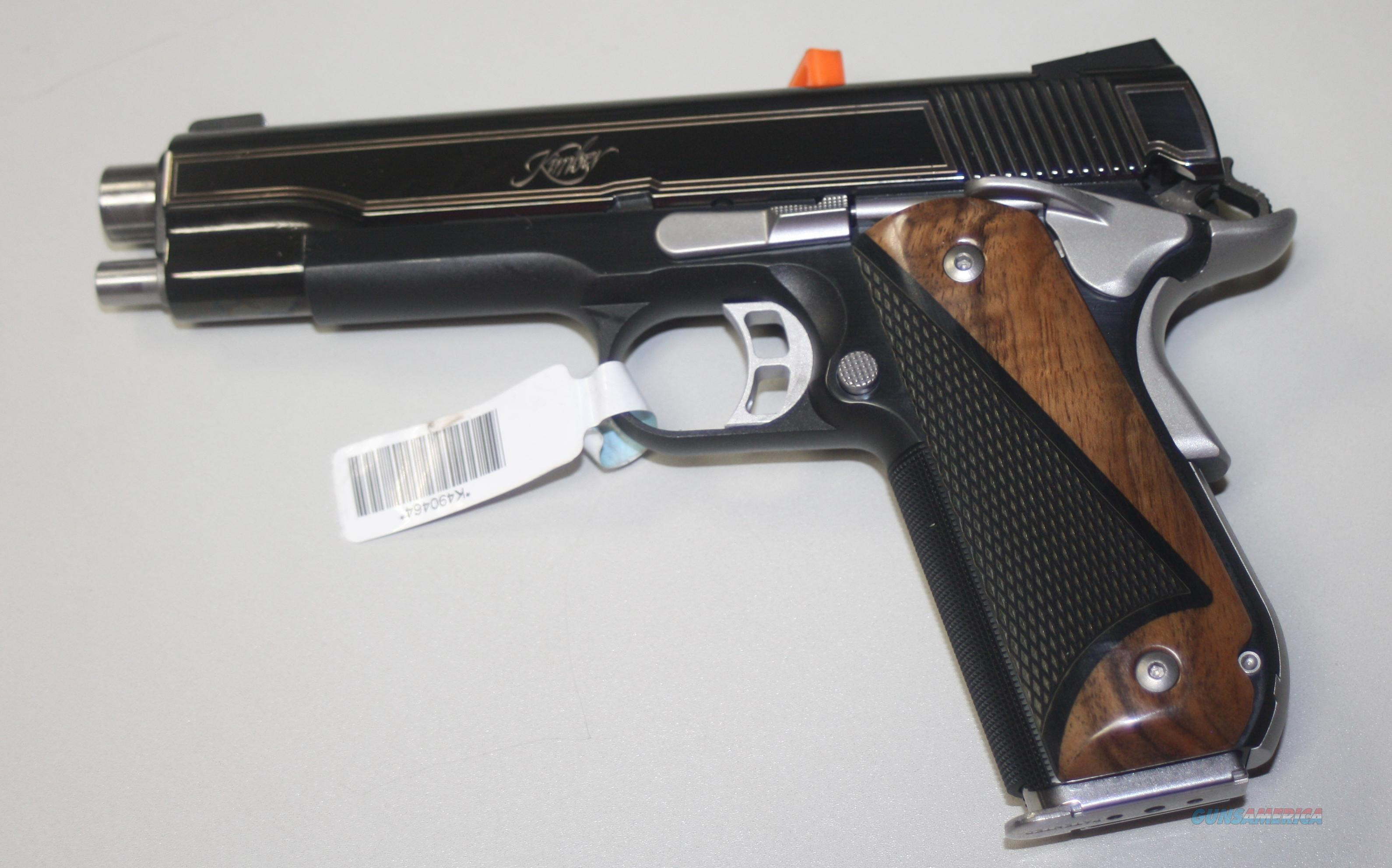 "KIMBER ""LIMITED EDITION"" CLASSIC CARRY ELITE CUSTOM SHOP 45 ACP NEW IN HARD CASE  Guns > Pistols > Kimber of America Pistols"