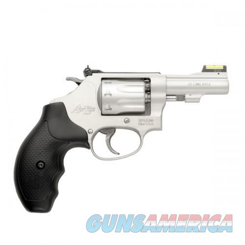 SMITH & WESSON MODEL 317 22 LR 3 INCH AIR LITE 8-SHOT REVOLVER NEW IN BOX  Guns > Pistols > Smith & Wesson Revolvers > Small Frame ( J )