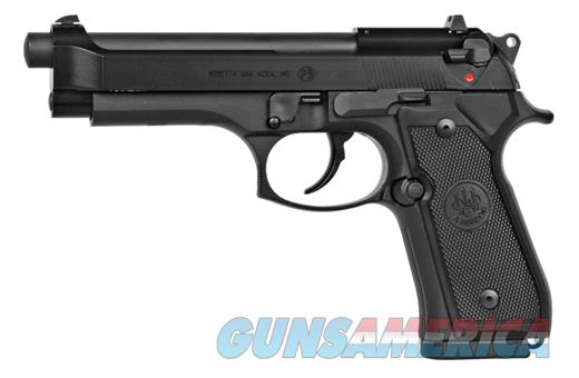 "BERETTA M9 22 LR SA/DA 5.3"" 15+1 BLACK RUBBER GRIPS NEW IN BOX  Guns > Pistols > Beretta Pistols > M9"