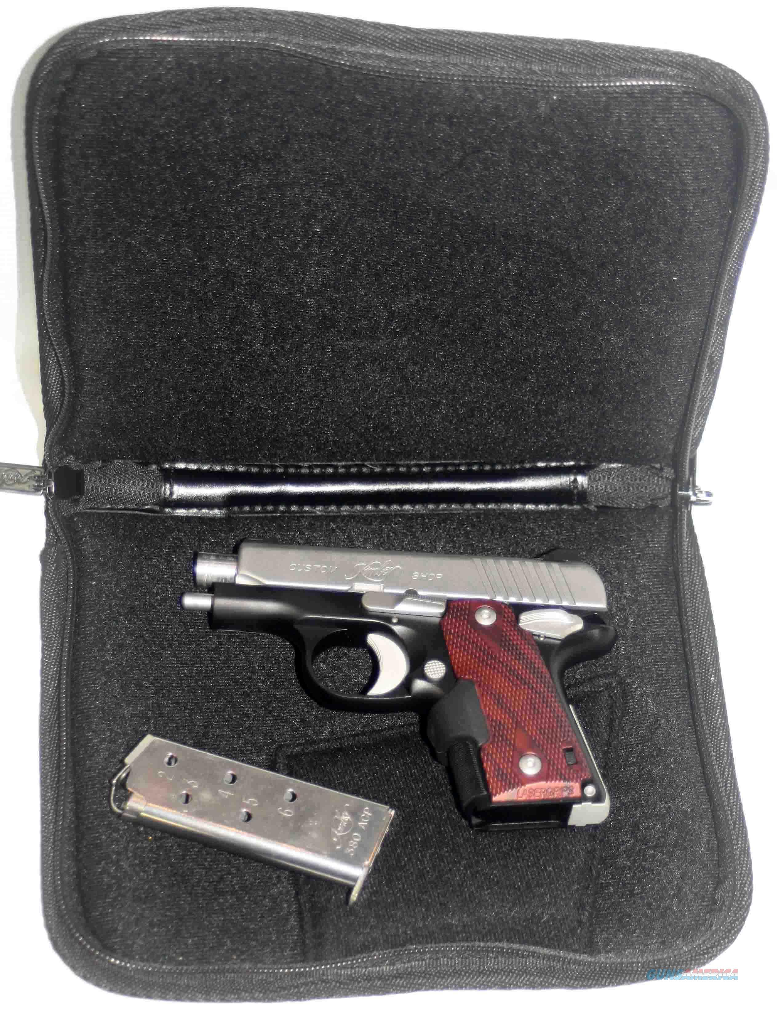 KIMBER MICRO CDP WITH LASER GRIPS NEW IN BOX  Guns > Pistols > Kimber of America Pistols