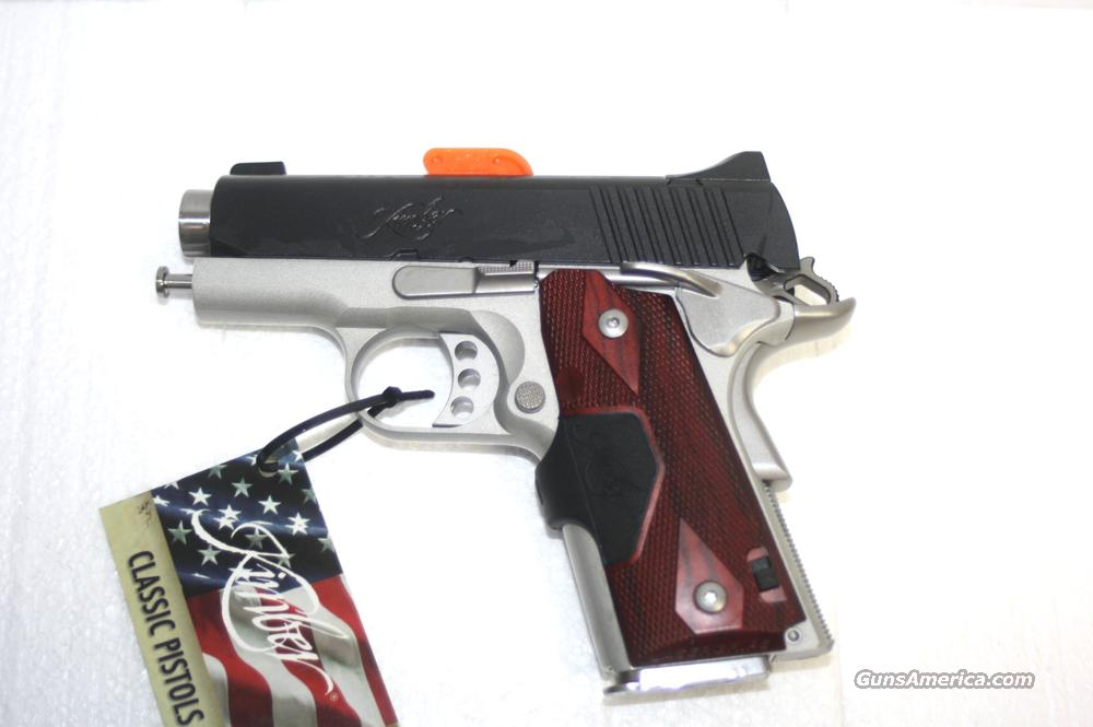 KIMBER ULTRA CRIMSON CARRY II 45 ACP NEW IN BOX  Guns > Pistols > Kimber of America Pistols