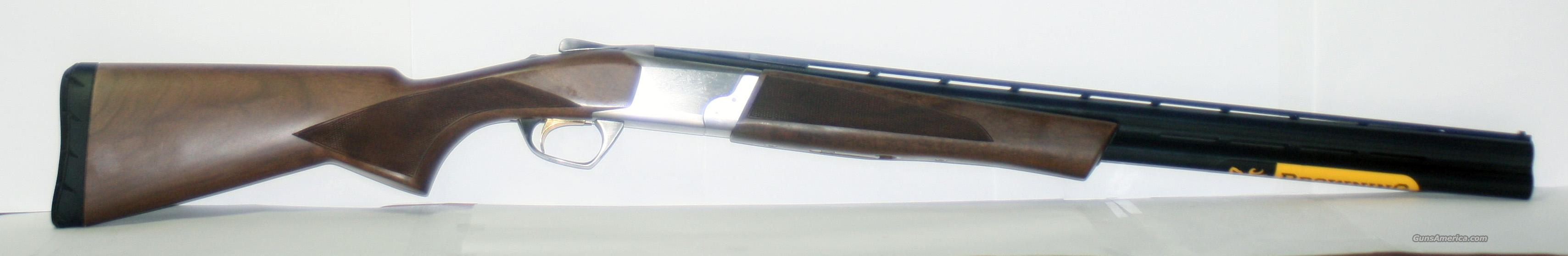 "BROWNING CYNERGY SATIN FIELD 12 GA 3"" 26"" INVECTOR PLUS NEW IN BOX  Guns > Shotguns > Browning Shotguns > Over Unders > Cynergy > Hunting"
