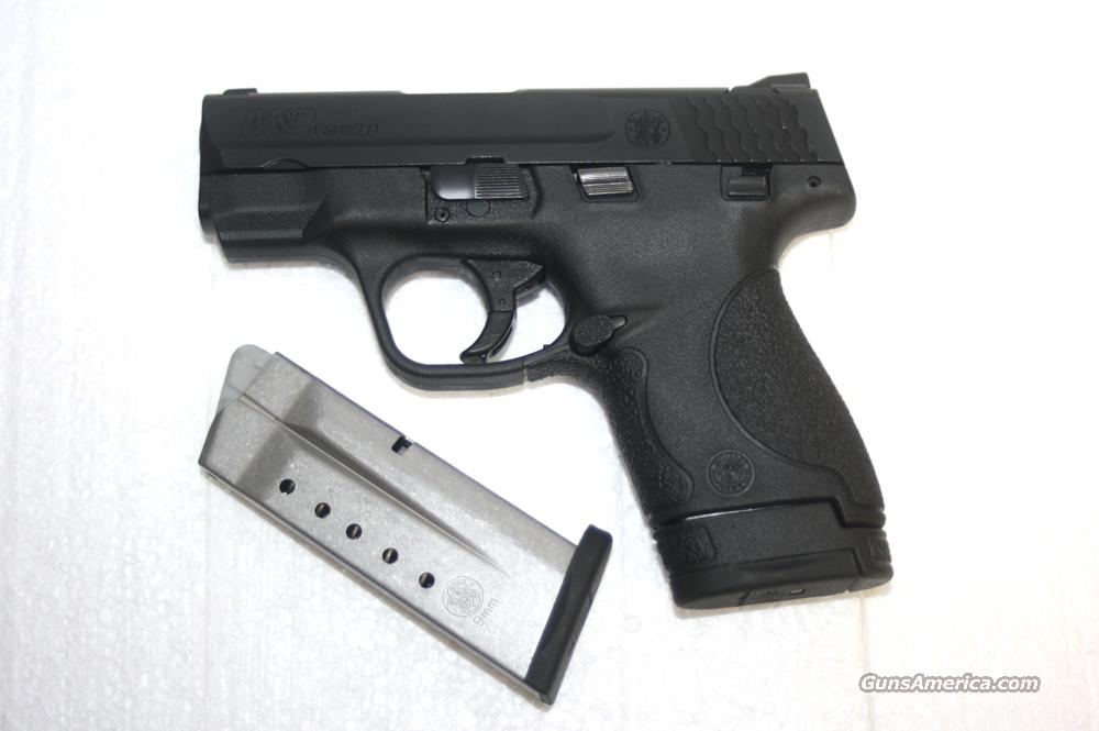 SMITH & WESSON M&P 9 SHIELD NEW IN BOX IN OUR WAREHOUSE  Guns > Pistols > Smith & Wesson Pistols - Autos > Polymer Frame