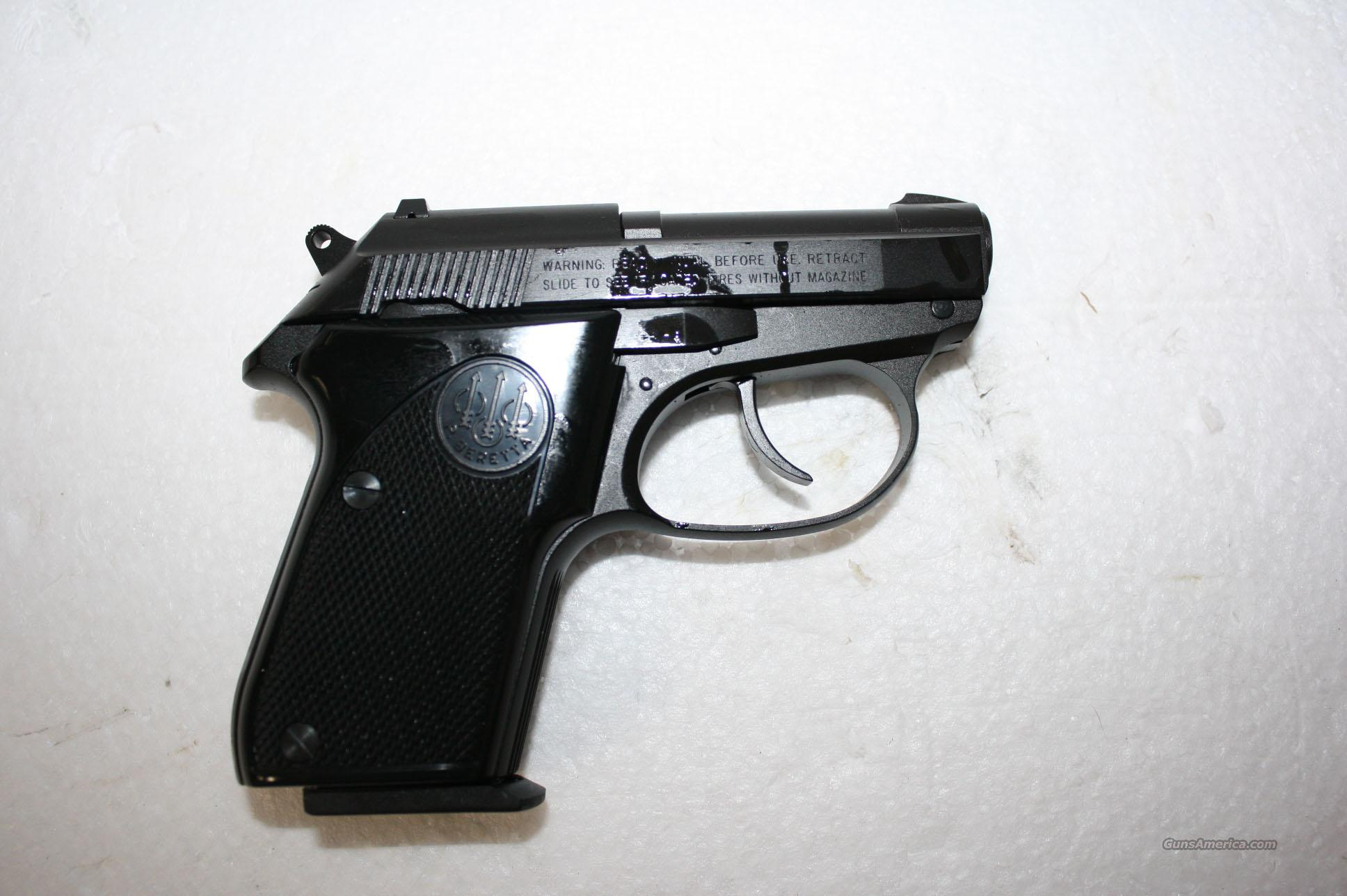 BERETTA TOMCAT 32 AUTO MATTE NEW IN BOX  Guns > Pistols > Beretta Pistols > Small Caliber Tip Out