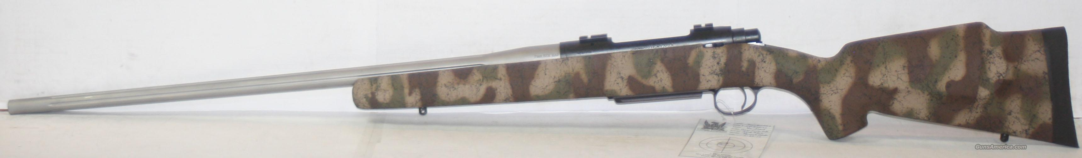 "COOPER MODEL 56 JACKSON HUNTER 7MM REM MAGNUM WITH CUSTOM TRI DESERT CAMO 26"" STAINLESS STEEL BARREL NEW IN BOX  Guns > Rifles > Cooper Arms Rifles"