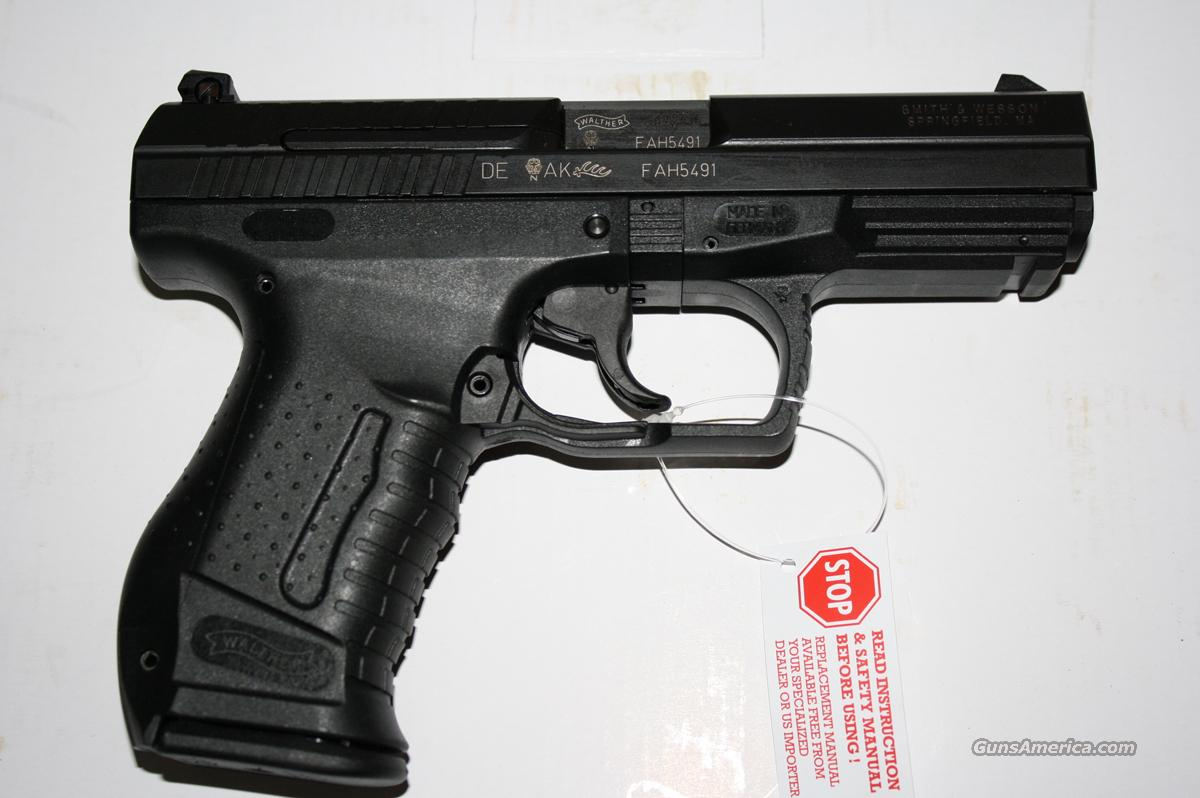 "WALTHER P99QA 40SW 4"" NEW IN HARD CASE  Guns > Pistols > Walther Pistols > Post WWII > P99/PPQ"