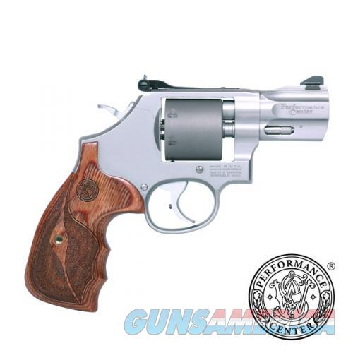 SMITH & WESSON #10227 MODEL 986 PERFORMANCE CENTER 9MM 7-SHOT NEW IN BOX  Guns > Pistols > Smith & Wesson Revolvers > Performance Center