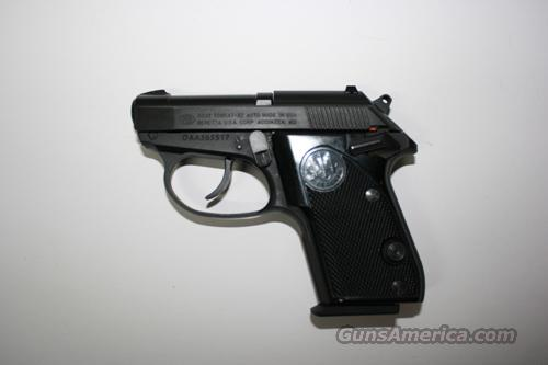 BERETTA TOMCAT 32 AUTO MATTE WITH NARROW SLIDE  Guns > Pistols > Beretta Pistols > Small Caliber Tip Out