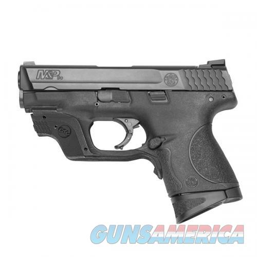 SMITH & WESSON M&P 9 COMPACT W/CRIMSON TRACE GREEN LASER NEW IN BOX  Guns > Pistols > Smith & Wesson Pistols - Autos > Polymer Frame