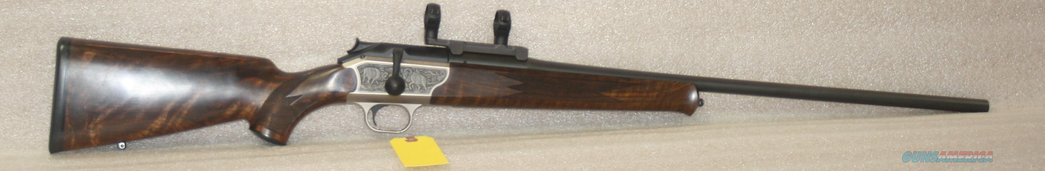 "BLASER R93 ATTACHE 25"" 7MM REM MAG WITH UPGRADED STOCK AND FOREARM JUST LIKE NEW  Guns > Rifles > Blaser Rifles/Combos/Drillings"
