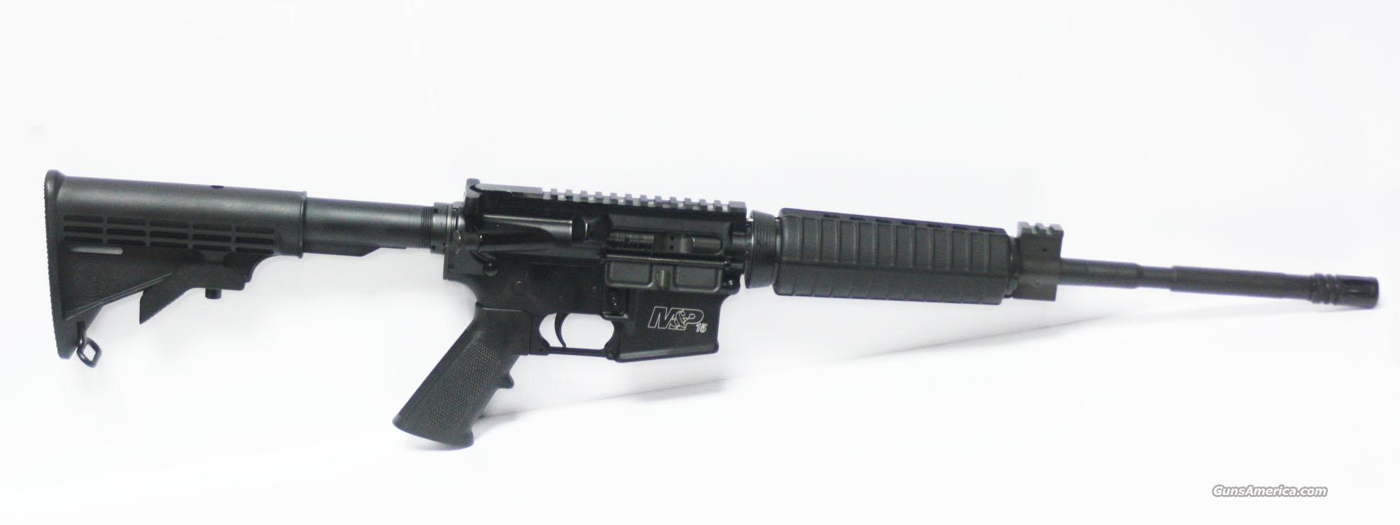 SMITH & WESSON M&P 15 223 OPTICS READY #811003 30 ROUND MAGAZINE NEW IN BOX  Guns > Rifles > Smith & Wesson Rifles > M&P