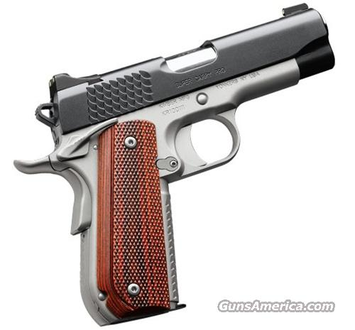 KIMBER SUPER CARRY PRO 45 ACP NEW IN HARD CASE  Guns > Pistols > Kimber of America Pistols
