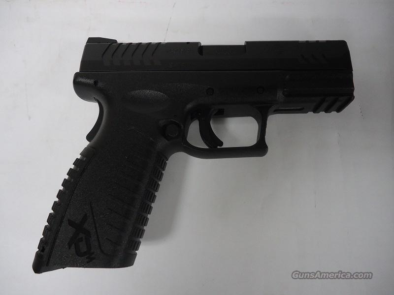 "SPRINGFIELD XDM9384BHC 40 S&W 3.8"" BLACK NEW IN CASE  Guns > Pistols > Springfield Armory Pistols > XD-M"