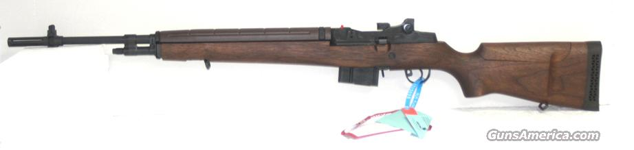 SPRINGFIELD ARMORY M21 M1A LONG RANGE TACTICAL  ADJUSTABLE WALNUT STOCK 7.62/308 DOUGLAS CARBON BARREL NEW IN BOX  Guns > Rifles > Springfield Armory Rifles > M1A/M14