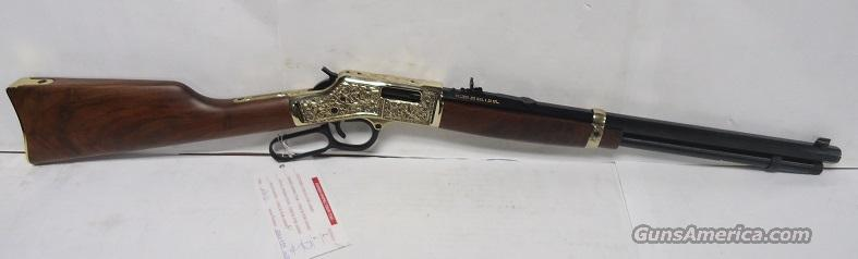 HENRY BIG BOY DELUXE II 357 MAGNUM NEW IN BOX  Guns > Rifles > Henry Rifle Company