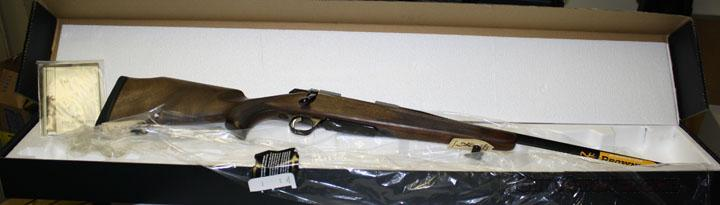 BROWNING ABOLT II GRADE 3 MEDALLION 7MM WSM OCTAGON BARREL NEW IN THE BOX  Guns > Rifles > Browning Rifles > Bolt Action > Hunting > Blue