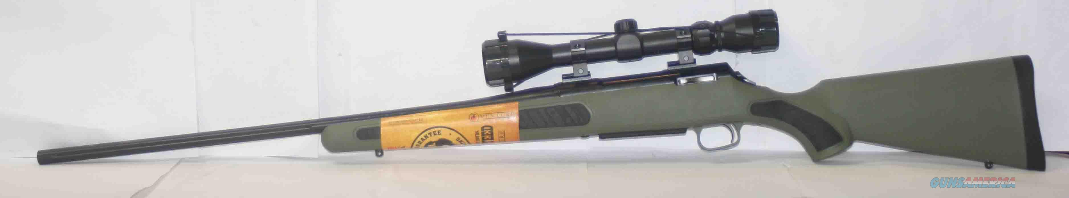 THOMPSON CENTER VENTURE 270 WIN WITH 3-9X40   Guns > Rifles > Thompson Center Rifles > Venture