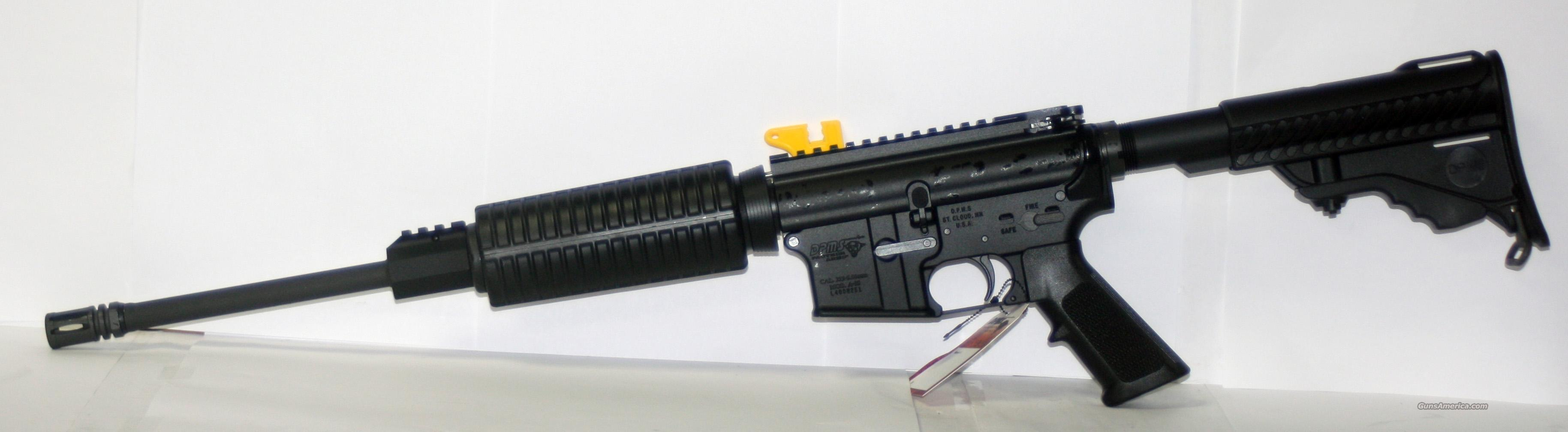 DPMS-PANTHER ARMS  Guns > Rifles > DPMS - Panther Arms > Complete Rifle